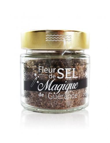 Fleur de sel Magique 70g | Delaunay Léveillé