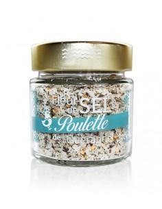 Fleur de sel Poulette 70g | Delaunay Léveillé