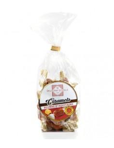 Caramels au beurre d'Aquitaine sachet 100g