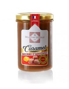 Pot crème de caramel au beurre d'Aquitaine 250g