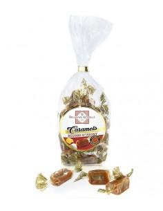 Caramels au beurre d'Isigny sachet 100g