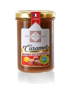 Pot crème de caramel au beurre des Pyrénées 250g