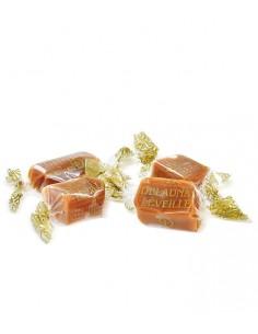 Caramels au beurre des Pyrénées sachet 100g