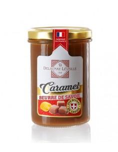 Pot crème caramel au beurre frais de Savoie 250g