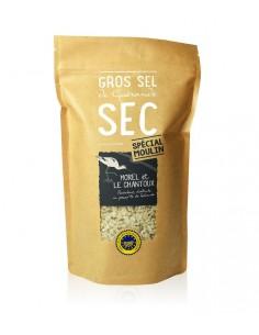Gros sel (sec) de Guérande - Spécial Moulin 500g