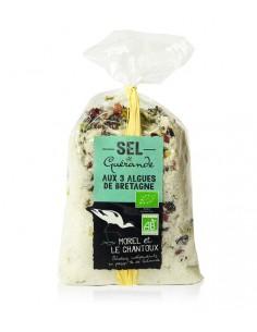 Sel aux 3 Algues 250g - L'Atelier du Sel