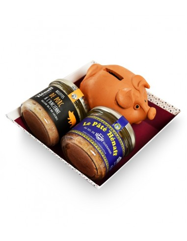 Panier Gourmand au Cochon