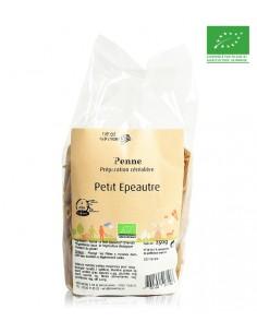 Pâtes bio Pennes Petit épeautre 250g