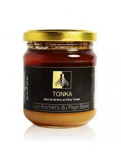 Miel Brière & fève de Tonka Pot 250g