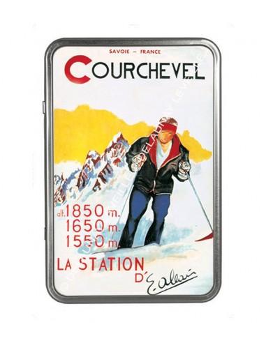 Courchevel - Boîte à biscuits 120g