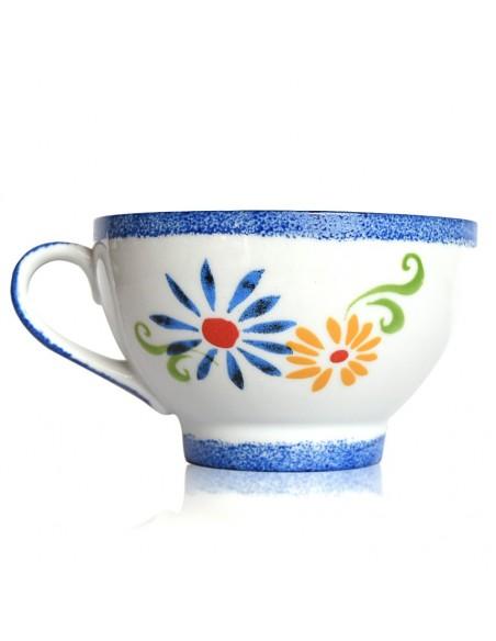 Bolée bretonne Bigoudens Bleus