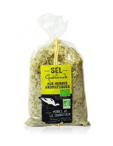 Sel aux Herbes aromatiques 250g - l'Atelier du Sel