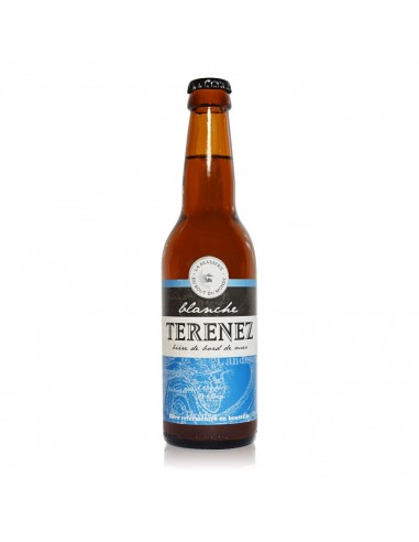 Bière Terenez Blanche   33cl