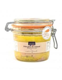 Foie Gras de canard entier cuit dans son bocal 300g | Maison Patignac