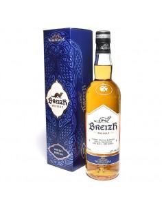 Breizh Whisky Breton AOP - 70cl - 42% | Meilleur Blend 2019