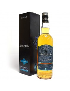 Whisky breton Armorik Légende single malt 70cl
