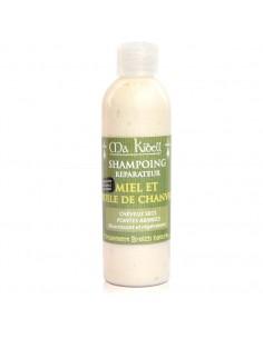 Shampoing Miel et huile de Chanvre 200ml