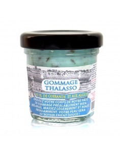 Mini gommage Thalasso sel de Guérande et aux algues