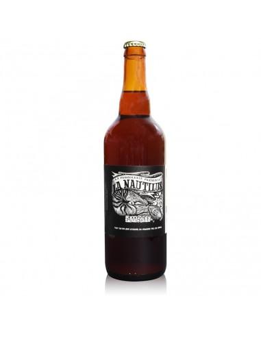Bière La Nautilus Ambrée   75cl   Bio