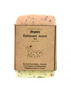 Savon Poppy Exfoliant Pavot