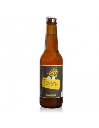Bière Paulette Blonde IPA  33cl