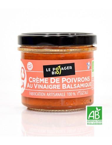 Crème De Poivrons au Vinaigre...