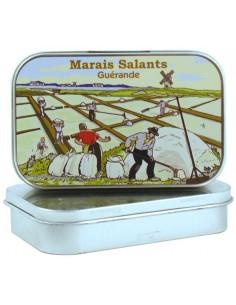 Boîte Région Marais Salants Guérande garnie