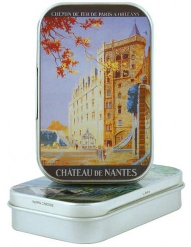 Boîte Région Le Château de Nantes garnie