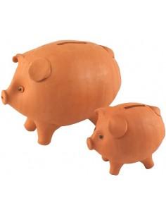 Tirelire cochon - petit modèle
