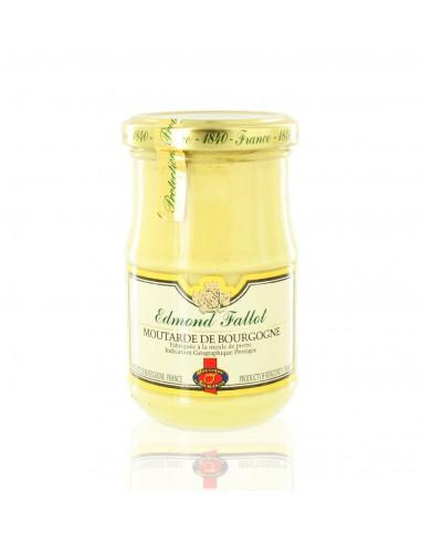 Moutarde de Bourgogne 210g - Edmond Fallot