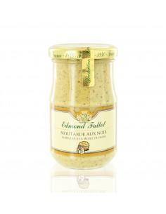 Moutarde aux noix 210g - Edmond Fallot