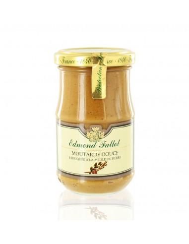 Moutarde Douce 210g - Edmond Fallot