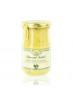 Moutarde au Basilic 205g - Edmond Fallot