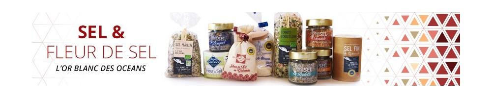Sels & Fleurs de sel - Trésorsdesrégions.com