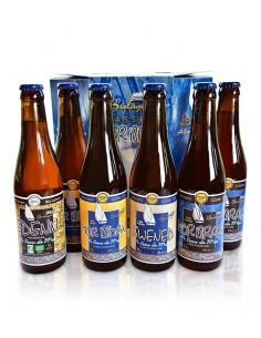 Coffret 6 bières Eaux de Mer 33cl