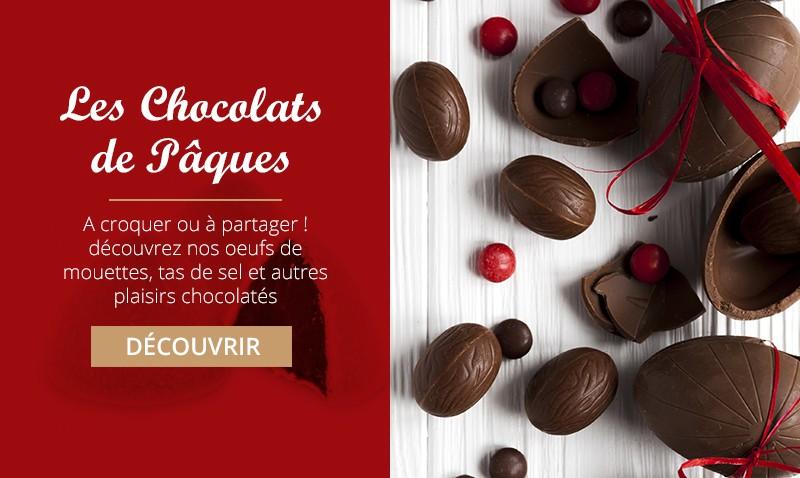 Sélection Chocolats de Pâques