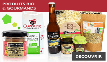Produits bio & gourmands