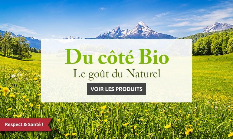 Les produits Bio