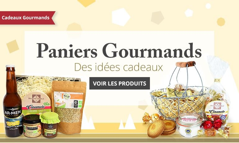 Paniers garnis & gourmands