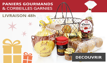 Cadeaux & Paniers gourmands